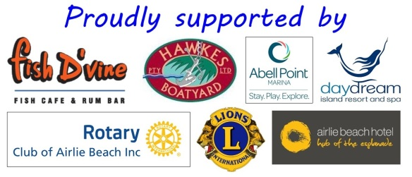 Proudly supported by sponsors