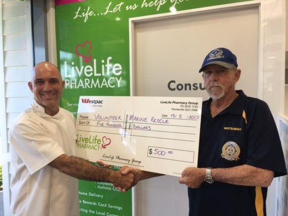 livelife cheque